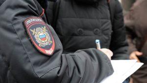 Проверка полиции по жалобе