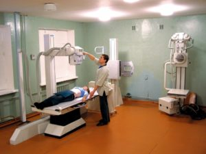 Рентгенлаборант вредность