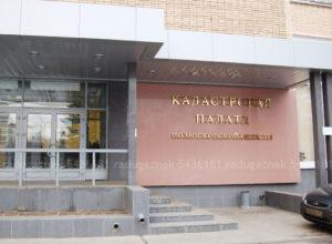 Кадастровая палата территориальные отделы по мо