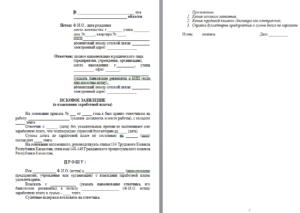 Коллективный иск в суд образец о невыплате заработной платы