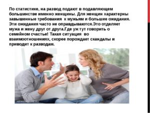 Как развестись с женой если нет детей