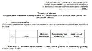 Какие нужны документы для межевания земельного участка