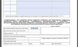 Уфмс заявление на загранпаспорт