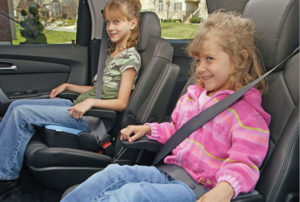 До скольки можно возить ребенка без кресла