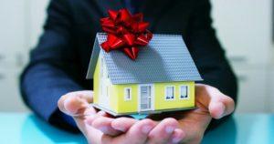 Как подарить квартиру женатому сыну
