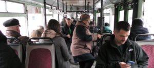 Кто пользуется бесплатным проездом на общественном транспорте