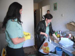 Выселение из жилого помещения занятого самовольно