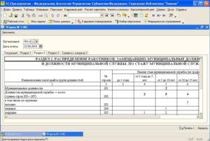 Форма 1-МС статистика: бланк новый