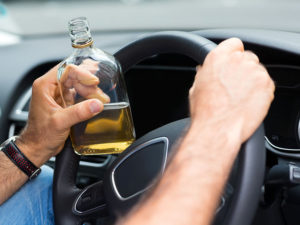 Штраф за пьянку за рулем