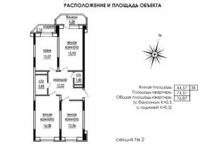 Что входит в квадратные метры квартиры