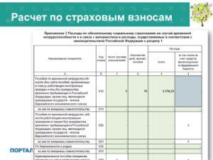 Страховые взносы в 2021 году: отчетность, расчеты, тарифы