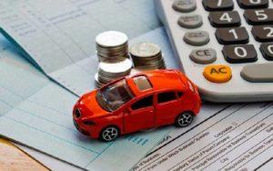 Налог на имущество – транспортные средства 2018