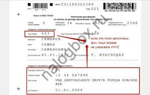 3 ндфл не помещается кем выдан паспорт