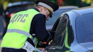 Выйти из машины требования инспектора гибдл законно