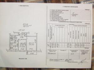 Как выглядит технический паспорт на квартиру