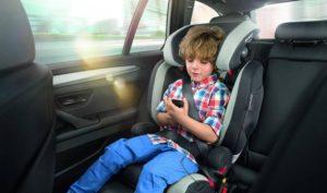 Как возить ребенка в машине без кресла